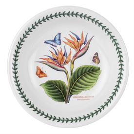 -SET OF 6 BIRD OF PARADISE PASTA BOWLS
