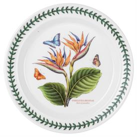 -SET OF 6 BIRD OF PARADISE DINNER PLATES
