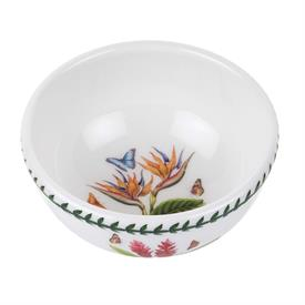 -SET OF 6 BIRD OF PARADISE INDIVIDUAL FRUIT/SALAD BOWLS