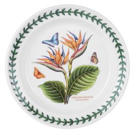 -SET OF 6 BIRD OF PARADISE BREAD & BUTTER PLATES