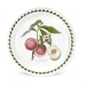 _NEW BREAD PLATE IN 'GRIMWOOD'S ROYAL GEORGE PEACH'
