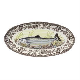 """-18.5"""" FISH PLATTER, KING SALMON."""