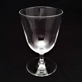 ",SET OF 11 (+ 1 BROKEN ONE) #7644 WATER GOBLETS. WITH BOX & POUCHES. EACH MEASURES 5.5"" TALL X 3.5"" ACROSS"