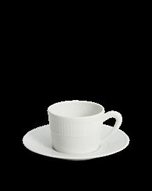 -TEA CUP & SAUCER SET