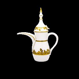 -ORIENTAL COFFEE POT