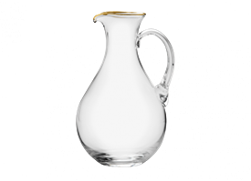 -GOLD PITCHER