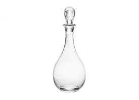 -PLATINUM DECANTER