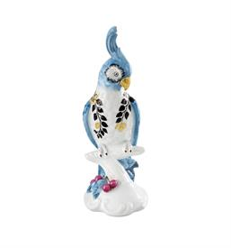 -LEFT COCKATOO CANDLESTICK, 10""