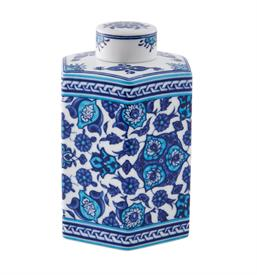 "-5.6"" HEXAGONAL FLASK"
