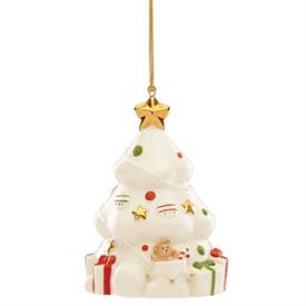 "_,TREE RECORDABLE ORNAMENT. (5.25"" TALL. RECORDS ONE MESSAGE. BATTERIES NOT INCLUDED. MSRP $80.00)"