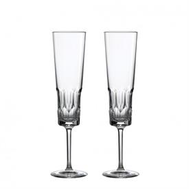 -,CLEAR TOASTING FLUTE PAIR