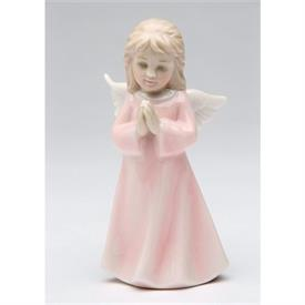 "-ANGEL OF FAITH FIGURINE. 2"" WIDE, 4"" TALL"