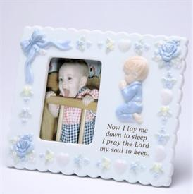 "-BABY BOY FRAME. 6""LONG, 5.5"" TALL"