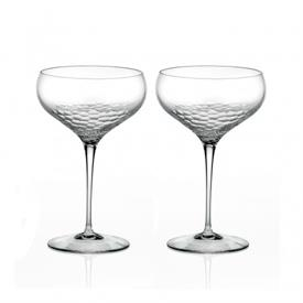 -PAIR OF CHAMPAGNE SAUCERS
