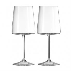 -PAIR OF WATER GOBLETS