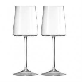 -PAIR OF WINE GLASSES