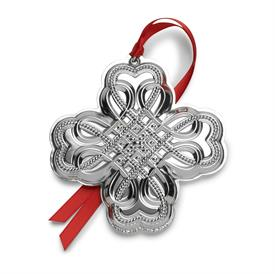 "-,20th Ed. Celtic Ornament, 2019 Sterling Silver made by Towle in USA 20th Edition 3.5""W x 3.75""H UPC#04428045290 MSRP $240"