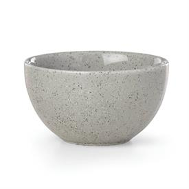 -GREY FRUIT BOWL. MSRP $12.00
