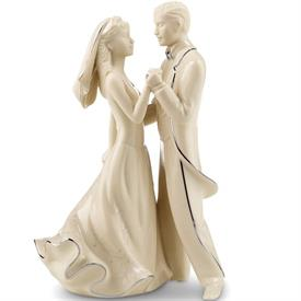 "-8.5"" FIRST DANCE CAKE TOPPER. MSRP $150.00"