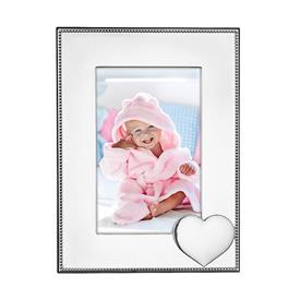 "-4X6"" SILVERPLATE FRAME"