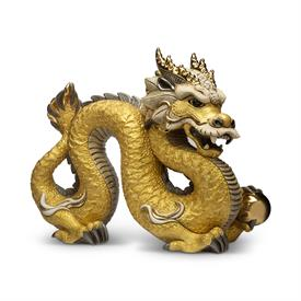 "-,CHINESE DRAGON. LIMITED EDITION 152 OF 388. 11.8"" LONG, 9.5"" TALL, 5.8"" WIDE."