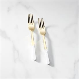 "-,2-PIECE TASTING FORK SET. HAND WASH ONLY. 7"" LONG. BREAKAGE REPLACEMENT AVAILABLE."