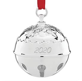 "-Holly Bell 2020 Silver Plated made by Reed & Barton 3.5"" SKU #890654"