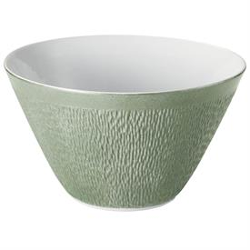 """-CONE SHAPED SALAD BOWL. 11"""" WIDE"""