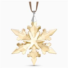 _,SMALL FESTIVE SNOWFLAKE ORNAMENT