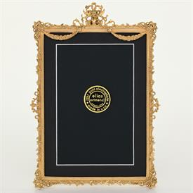 "_,1754G 'ITALIAN RENAISSANCE' 5X7"" FRAME IN GOLD FINISH"