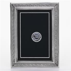 "_,3435 'TUSCANY' 5X7"" FRAME IN SILVER FINISH"