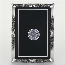 "_,3136 'PETITE LOUIS' 4X6"" FRAME IN SILVER FINISH"