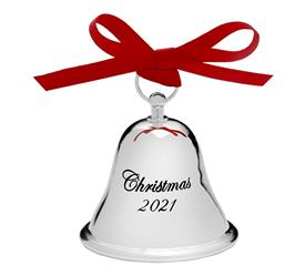 -2021 Gorham Bell Sterling Silver 2nd Edition Made by Gorham in USA M S R P $210