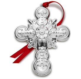 -,29th Ed. Cross Sterling Silver Ornament made by Towle in USA 29th Edition M S R P $247.50