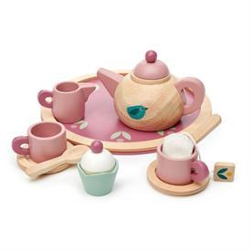 -,BIRDIE TEA SET