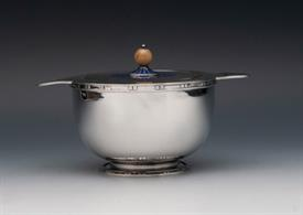 ",GORHAM PARTIAL REPOUSSED PATTERN STERLING SILVER BOWL WEIGHT 15.15 TROY OUNCES 8.5"" DIAMETER  X 3.5"" HEIGHT NICE CONDITION"