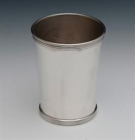 -P901 WINDSOR BEAKER/JULEP CUP BY REED & BARTON. PEWTER. 10 OZ. CAPACITY. BREAKAGE REPLACEMENT AVAILABLE.
