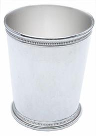 ,-JULEP CUP,KENTUCKY. 4.45 TROY OUNCES OF SILVER. HOLDS 8-10 OUNCES