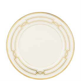 "-50TH ANNIVERSARY 9"" ACCENT SALAD PLATE. MSRP $50.00"