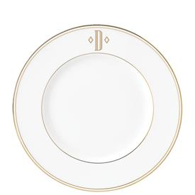 -BLOCK SINGLE LETTER MONOGRAM ACCENT PLATE. AVAILABLE IN LETTERS A THROUGH Z.