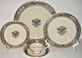 ,5PC PLACE SETTING WIDE CUP
