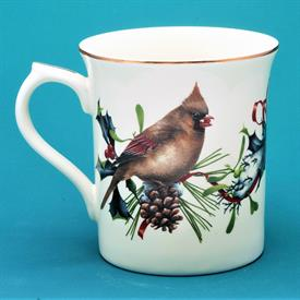 MALE & FEMALE CARDINAL MUG