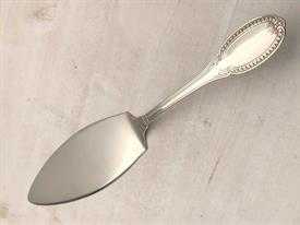 ",ALL SILVER PIE/CAKE/PASTRY SERVER EMPIRE BY BUCCELLATI STERLING 4.85 TROY OUNCES 10.8"" LONG"