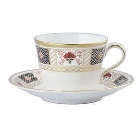 ",_TEA SAUCER, NEW FROM DISPLAY. 5.75"" WIDE. MSRP $65.00"