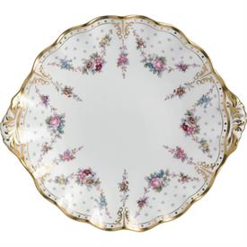-CAKE SERVING PLATE. 9""