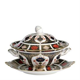 -SOUP TUREEN STAND