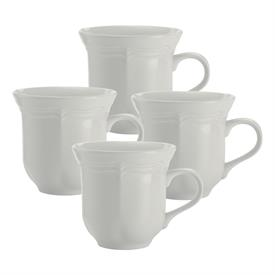 -SET OF 4 TEA CUPS