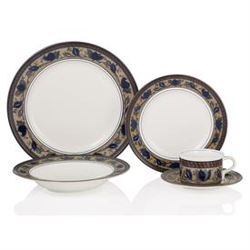 -60 PIECE SET. INCLIUDES 12 (5 PIECE) PLACE SETTINGS