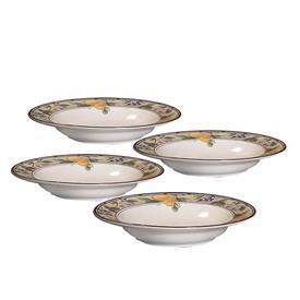 -SET OF 4 SOUP BOWLS