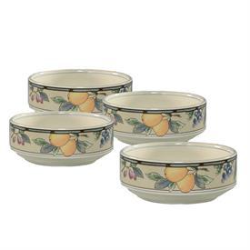 -SET OF 4 FRUIT BOWLS